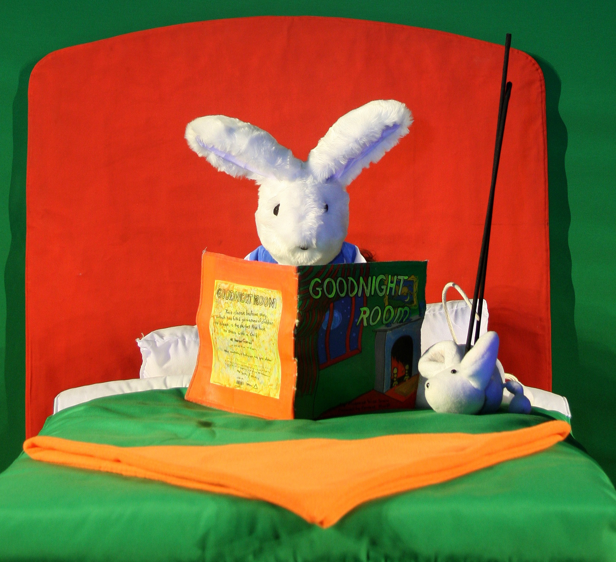 Goodnight Moon and The Runway Bunny - Tribeca Ticketing Center